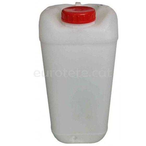 Bidon 30 litros 29 x 26 x 54 cm para agua limpia con tapon DIN 96 furgoneta camper 2