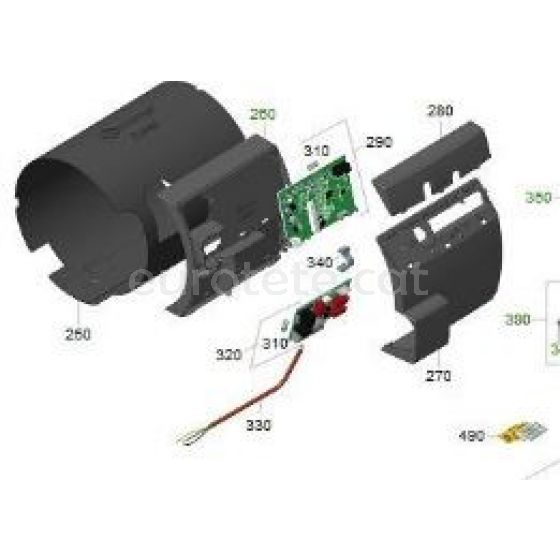 Truma 34030-18200 Placa electronica Combi y Combi 4 E autocaravana 0