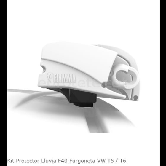 F40 kit protector pluja rain guard volkswagen VW T5 / T6 tendal Fiamma 1